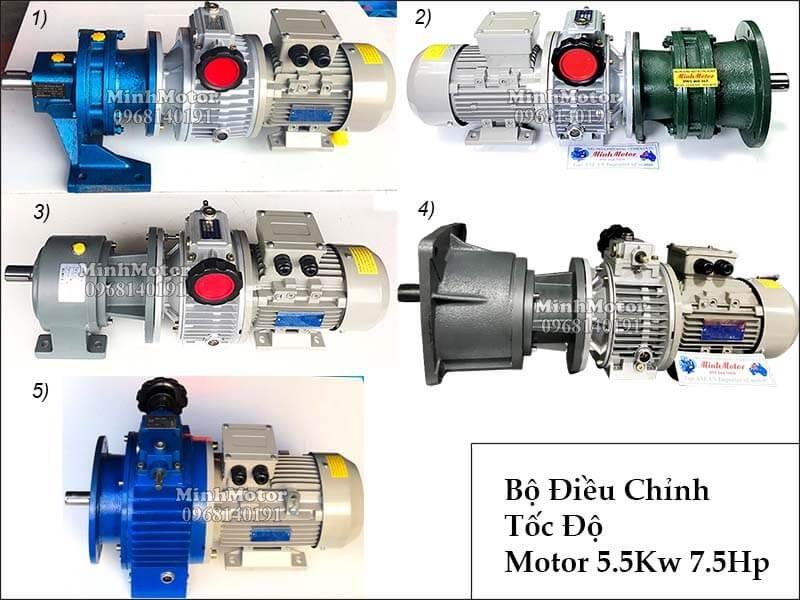 Bộ điều chỉnh tốc độ motor 220v chân đế