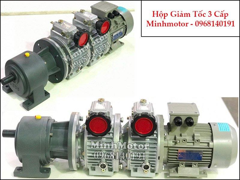 bộ điều chỉnh tốc độ motor 3 pha 3 cấp