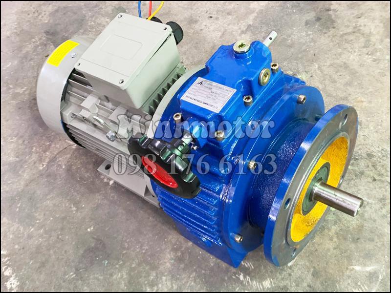 Bộ điều chỉnh tốc độ motor 1 cấp mặt bích