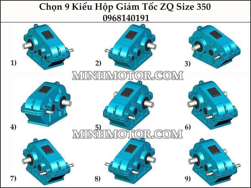 9 kiểu thiết kế quan trọng của hộp số tời tải nặng