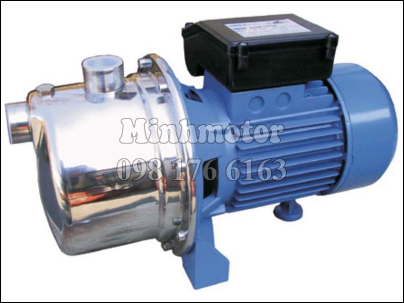 Máy bơm Inox dân dụng điện áp 220V