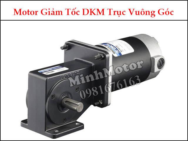 Motor DKM trục vuông góc
