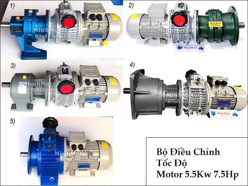 Motor Liming điều chỉnh tốc độ