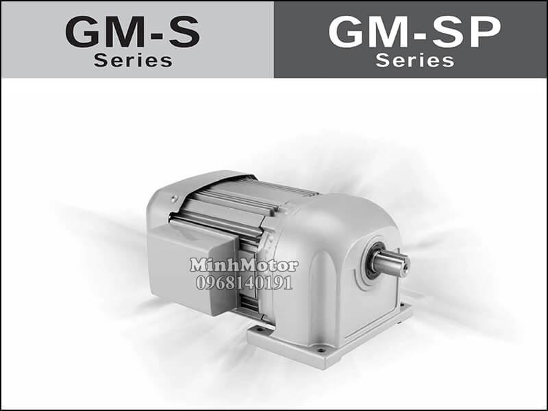 Motor giảm tốc mitsubishi GM – S, GM – SP