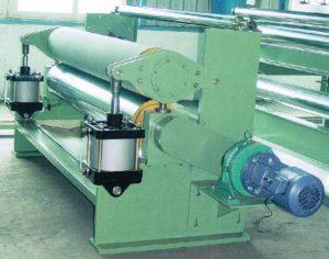 Máy cán, ép mỏng (dùng cycloid và motor biến tần).