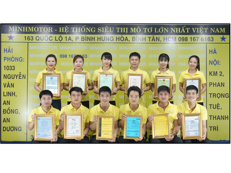 nhà phân phối motor giảm tốc lớn nhất Việt Nam