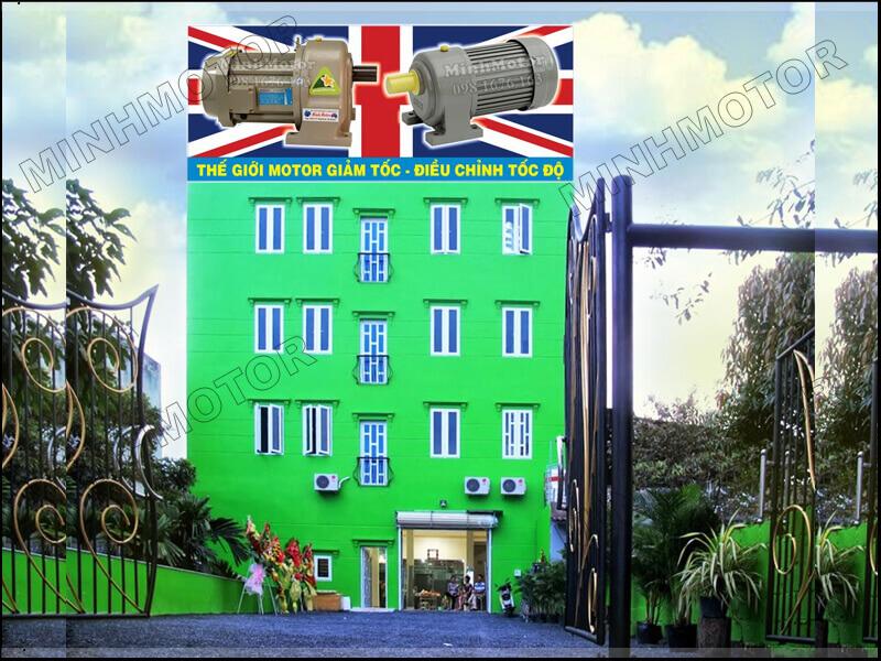 Nhà sản xuất và phân phối động cơ điện