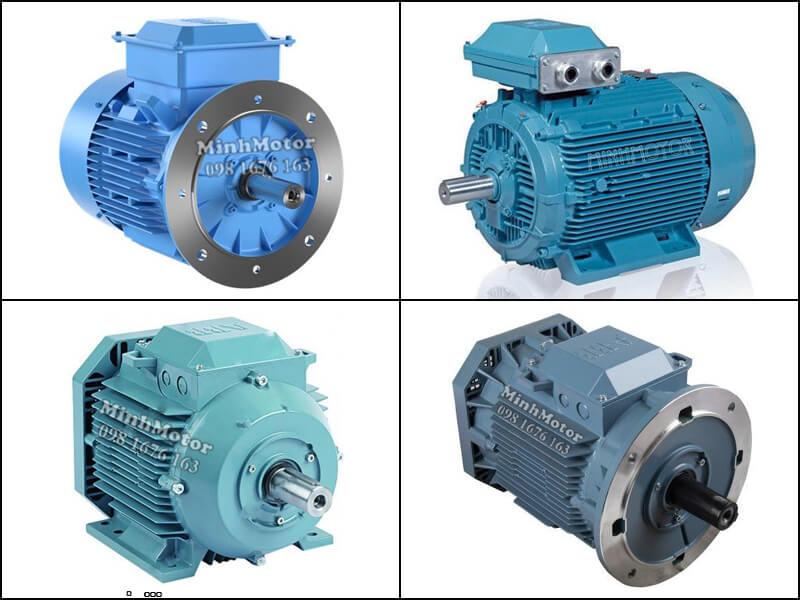 Giá Motor ABB 3 Pha