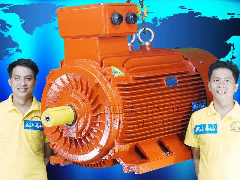Motor Điện Nhật - Motor Giảm Tốc Nhật