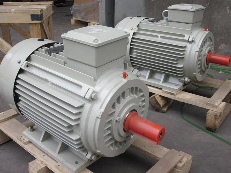Động cơ điện xoay chiều là động cơ điện chạy bằng dòng điện xoay chiều