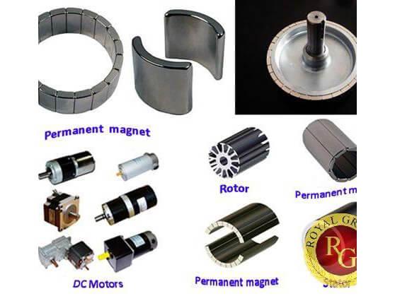 Việc xác định vị trí rotor được thực hiện thông qua các cảm biến vị trí