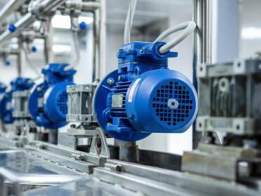 Động cơ cảm ứnglà thiết bị tạo ra chuyển động cho máy móc