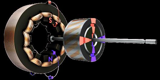 Động cơ điện chính là máy điện, còn gọi là motor điện