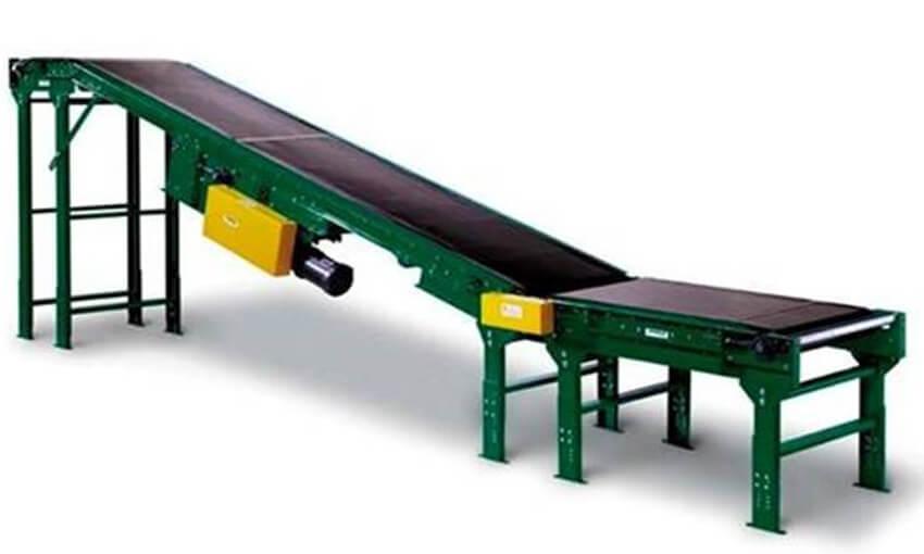 Băng tải được ra đời thường được ứng dụng vào trong nhiều lĩnh vực