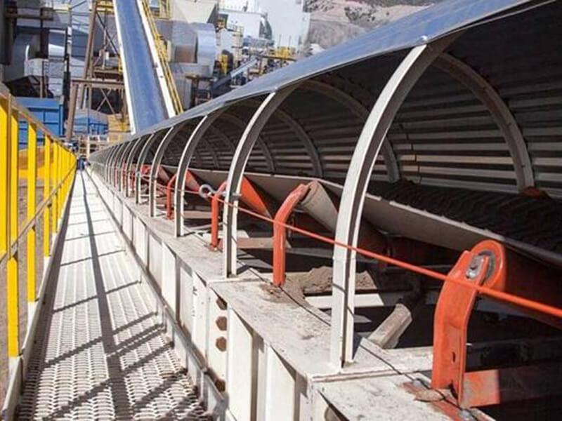Động cơ đóng vai trò vô cùng quan trọng trong hoạt động của băng tải