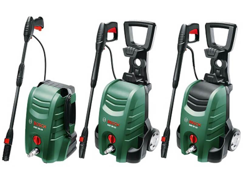 Máy bơm nước tăng áp rửa xe được ưa chuộng nhất hiện nay Bosch