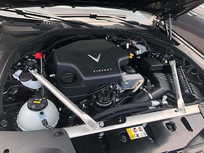 Động cơ diesel trên các loại máy công nghiệp, máy công trình