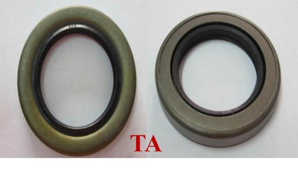 Phớt chắn dầu thường dùng hiện nay là loại phớt TA làm bằng sắt
