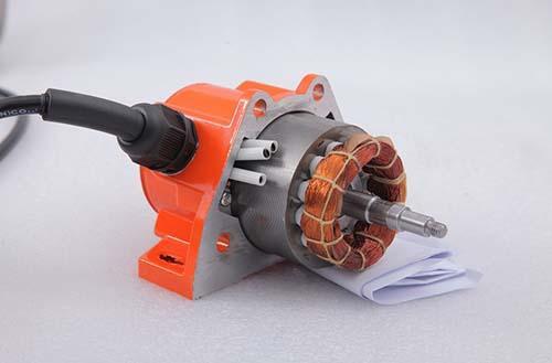 Cấu tạo của motor máy đầm rung