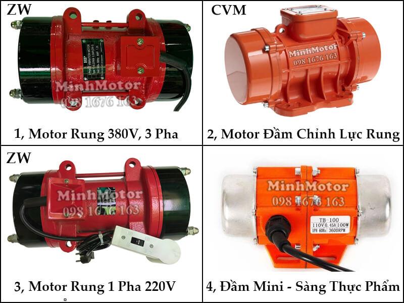 Động cơ runglà một thiết bị có tác dụng biến đổi năng lượng điện