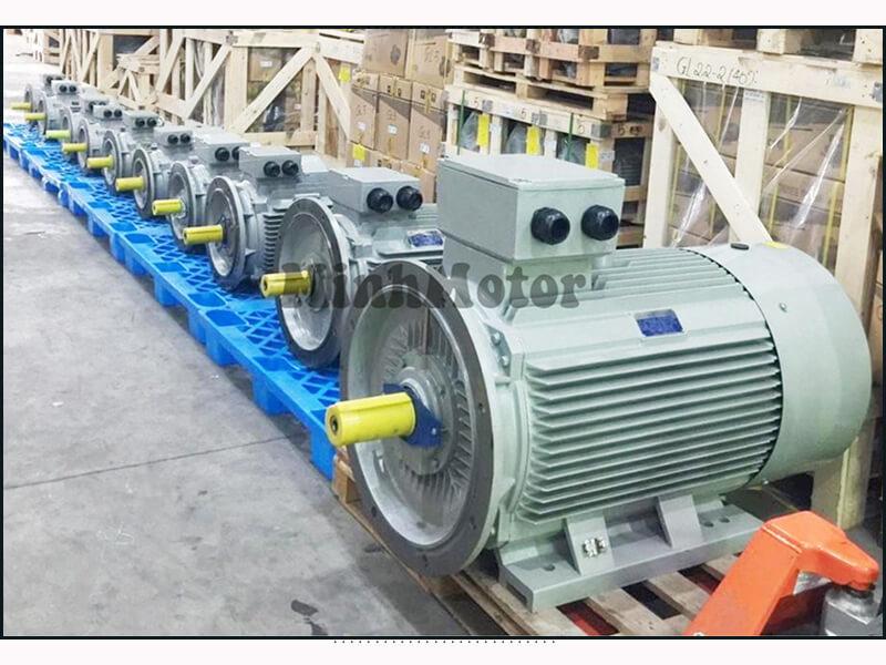 Động cơ điện 3 pha là 1 dạng máy điện không đồng bộ
