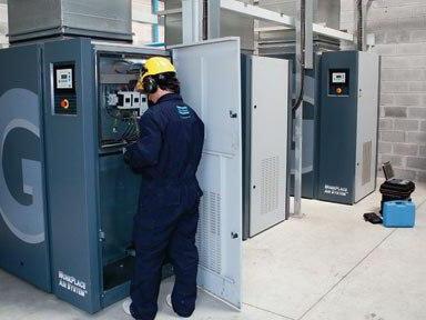 Tính toán công suất tiêu thụ hàng ngày của máy nén khí là việc cần thiết