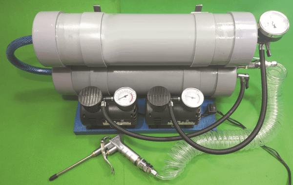 Châm thêm dầu mỡ vào động cơ máy nén khí cần theo đúng hướng dẫn