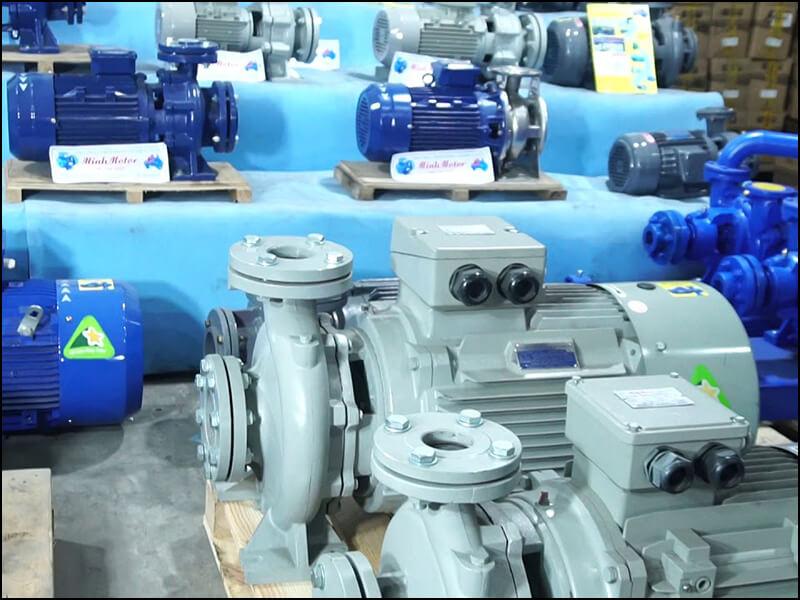 Motor bơm nước là một trong thiết bị điện không thể thiếu trong cuộc sống
