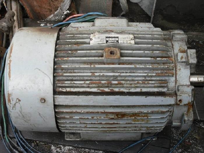Một số sản phẩm motor cũ