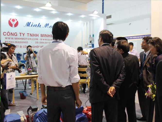 Minhmotorđược xem là nhà phân phối motor điện lớn nhất tại Việt Nam