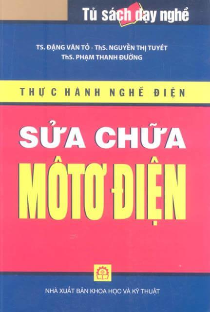 Cuốn sách giáo trình động cơ điện bao gồm có 11 chương