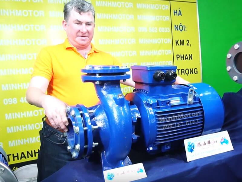 Motor Máy Bơm Nước Pentax: Thông Số Kỹ Thuật Và Hướng Dẫn Lắp Đặt