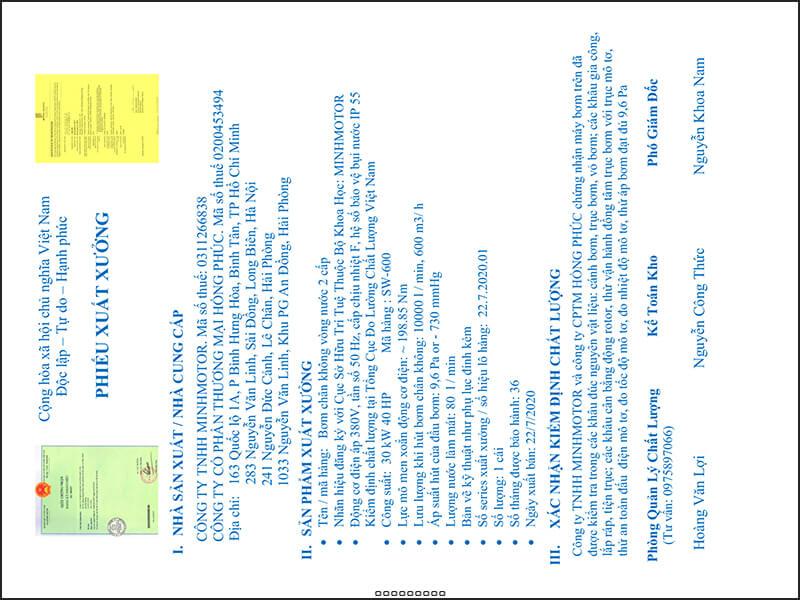 Kiểm định chất lượng xuất xưởng Bơm chân không vòng nước 22kw 30HP 30 ngựa 4 Pole 2 Cấp