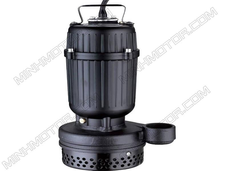 Bơm chìm nước thải thân gang 0.75Kw 1Hp 1 ngựa 220V