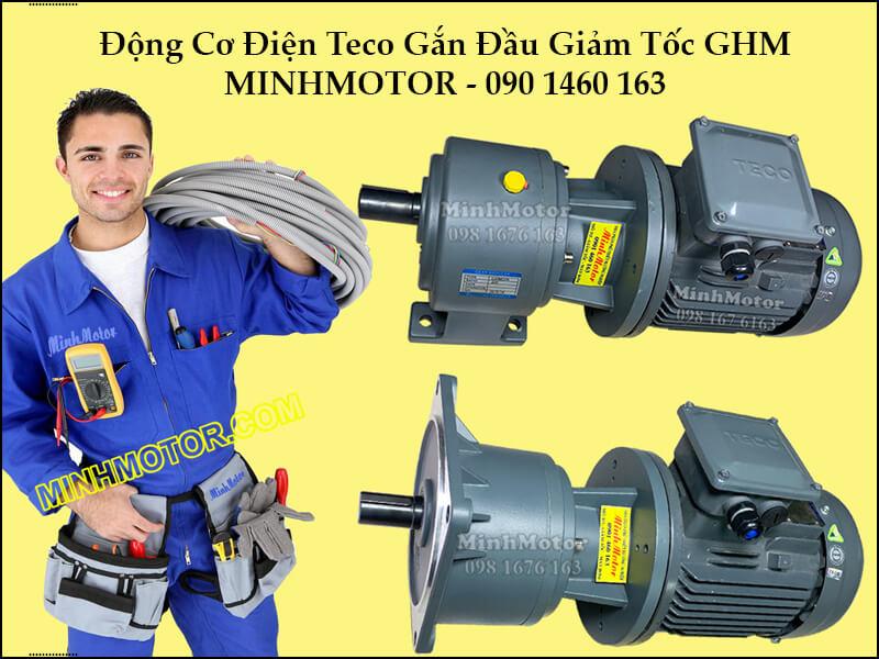 motor-giam-toc-teco-4hp-3kw-6-cuc-dien-6-poles