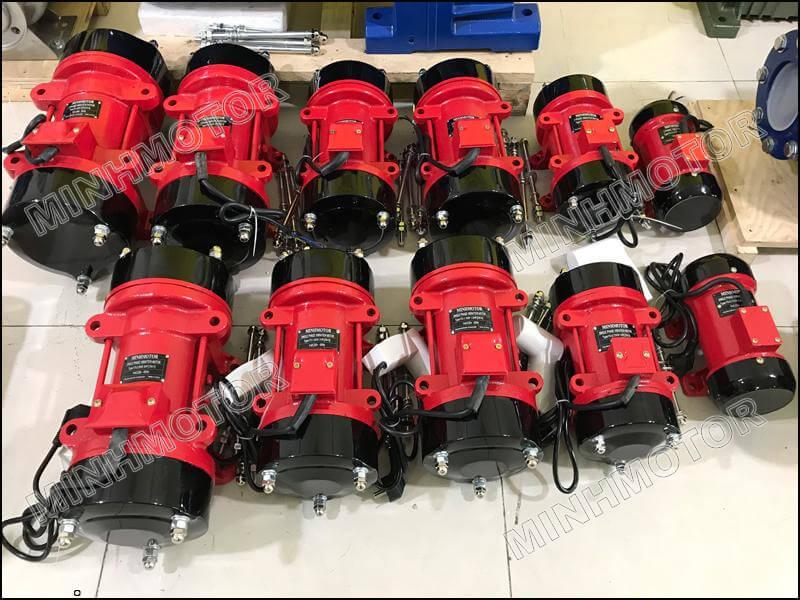 Động cơ rung 1.5kw 2HP ZW-7 loại thông dụng nhất