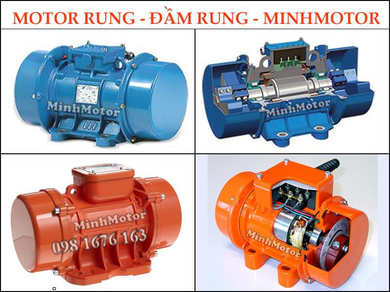 Nguyên lý hoạt động của motor rung 370w-290w 0.5HP
