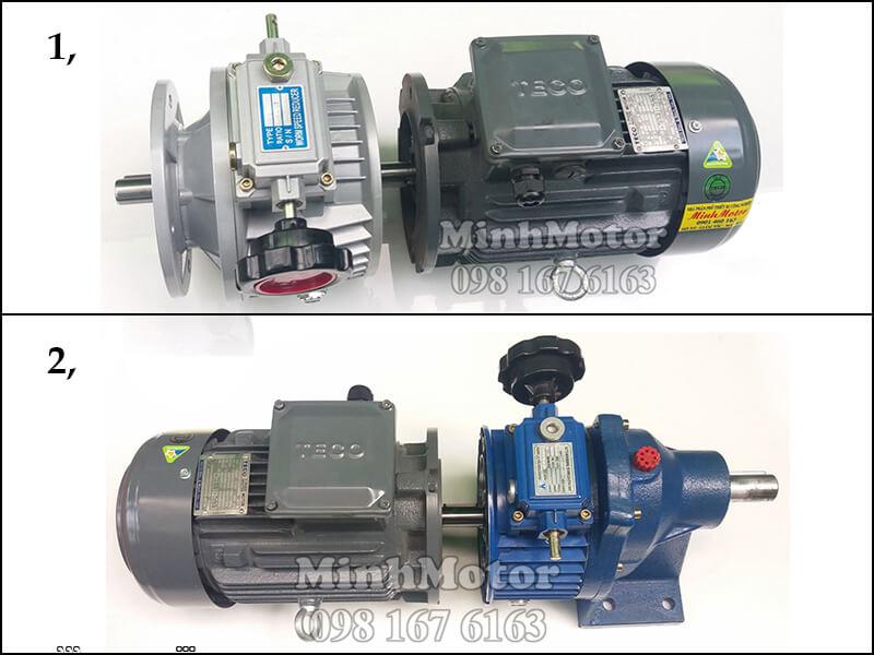 Motor Teco 110kw 150HP điều chỉnh tốc độ