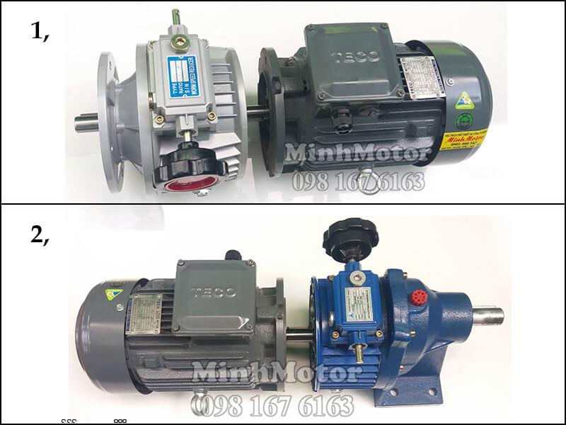 Motor Teco 75kw 100HP điều chỉnh tốc độ