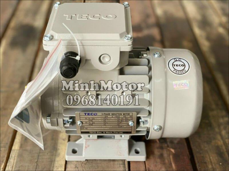 motor Teco 0.37kw 0.5hp